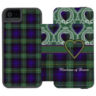 Campbell of Argyll clan Plaid Scottish tartan Incipio Watson™ iPhone 5 Wallet Case