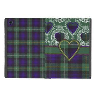 Campbell of Argyll clan Plaid Scottish tartan iPad Mini Case