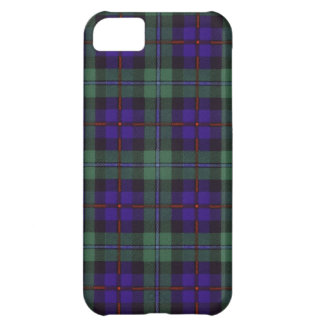 Campbell of Cawdor clan Plaid Scottish tartan iPhone 5C Case