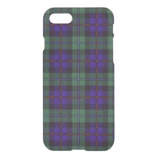 Campbell of Cawdor clan Plaid Scottish tartan iPhone 8/7 Case
