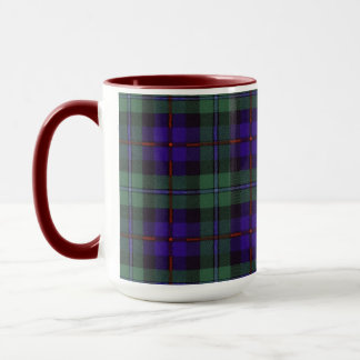 Campbell of Cawdor clan Plaid Scottish tartan Mug