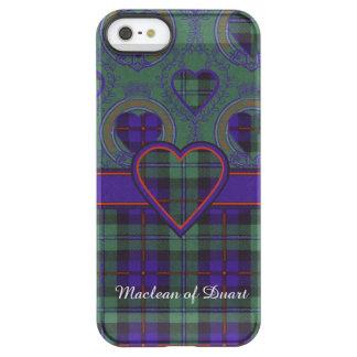 Campbell of Cawdor clan Plaid Scottish tartan Permafrost® iPhone SE/5/5s Case