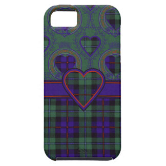 Campbell of Cawdor Scottish clan tartan - Plaid iPhone 5 Cover