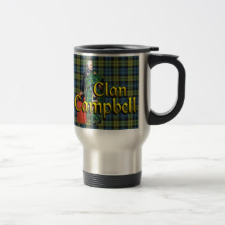 Campbell Scottish Dream Travel Mug