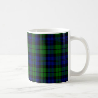Campbell Scottish Tartan Coffee Mug