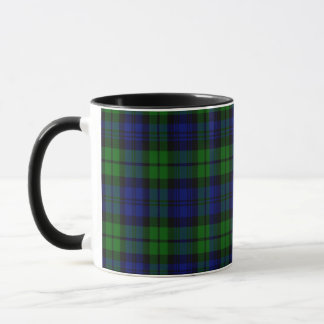 Campbell Scottish Tartan Mug