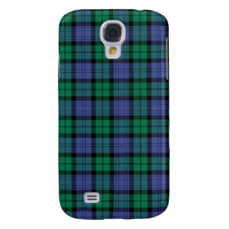 Campbell Tartan Galaxy S4 Case