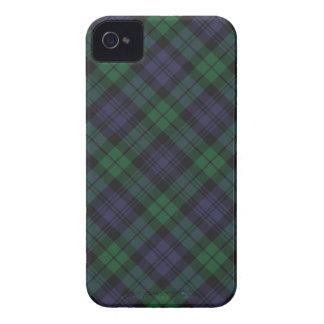 Campbell Tartan iPhone 4s Case