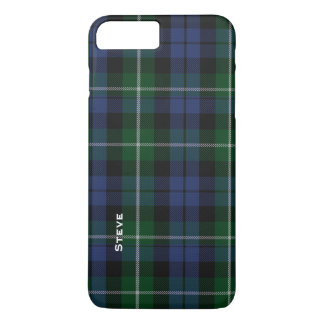 Campbell Tartan Plaid iPhone 7 Plus Case