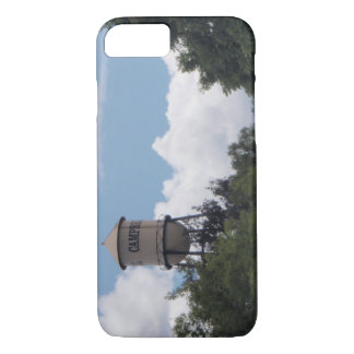 Campbell Water Tower, California iPhone 8/7 Case
