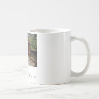 Campbell's Covered Bridge - South Carolina Coffee Mug