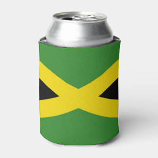 Can Cooler with flag of Jamaica