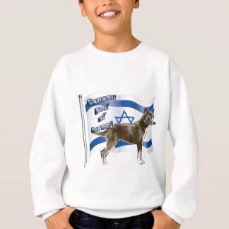 Canaan dog of Israel Sweatshirt