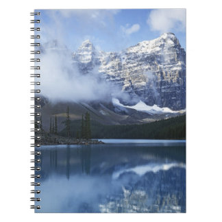 Canada, Alberta, Banff National Park, Lake Notebook