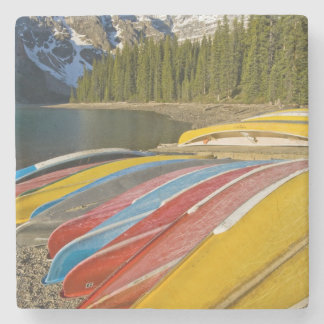 Canada, Alberta, Banff National Park, Moraine Stone Coaster