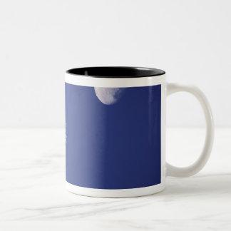 Canada, British Columbia, Abbotsford. digital Two-Tone Coffee Mug