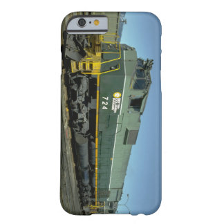 Canada, British Columbia_Trains of the World Barely There iPhone 6 Case