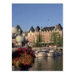 Canada, British Columbia, Victoria Empress Hotel