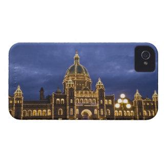 CANADA, British Columbia, Victoria. Evening, iPhone 4 Case