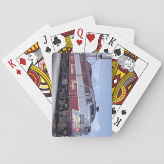 Canada, Canadian Pacific_Trains of the World Playing Cards