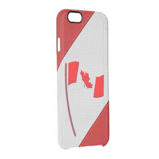 Canada Clear iPhone 6/6S Case