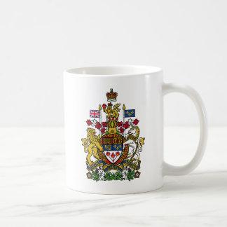 Canada Coat of Arms Mug