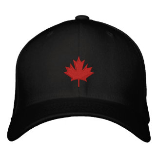 Canada Embroidered Hat