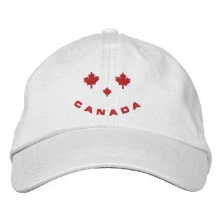 Canada Happy Face Hat