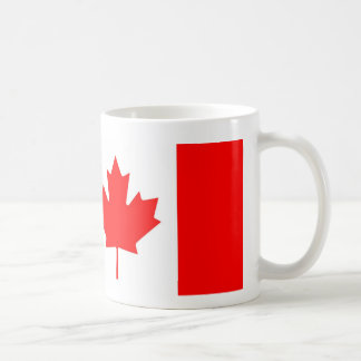 Canada Patriotic the Canadian flag Coffee Mugs