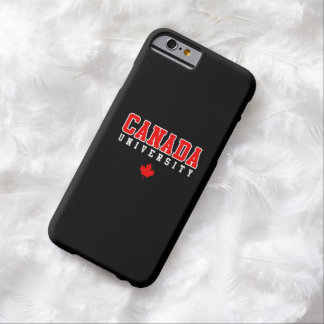 Canada University Barely There iPhone 6 Case
