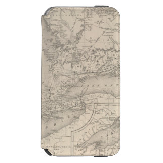 Canada West Upper Incipio Watson™ iPhone 6 Wallet Case