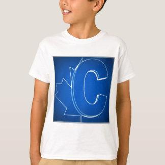Canadian Conservative Blue T-Shirt