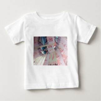 Canadian Dollars Baby T-Shirt
