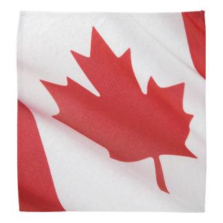 Canadian flag bandana