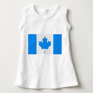 Canadian Flag Dress