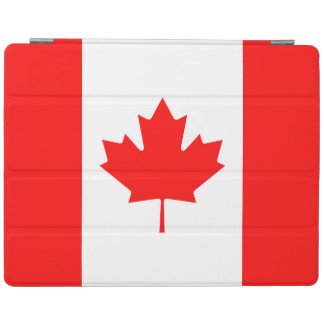 Canadian Flag of Canada Red Maple Leaf IPad Cover