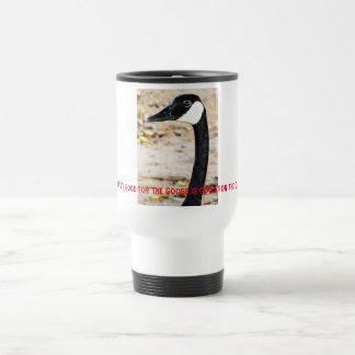 Canadian Goose Mug by Snap Daddy