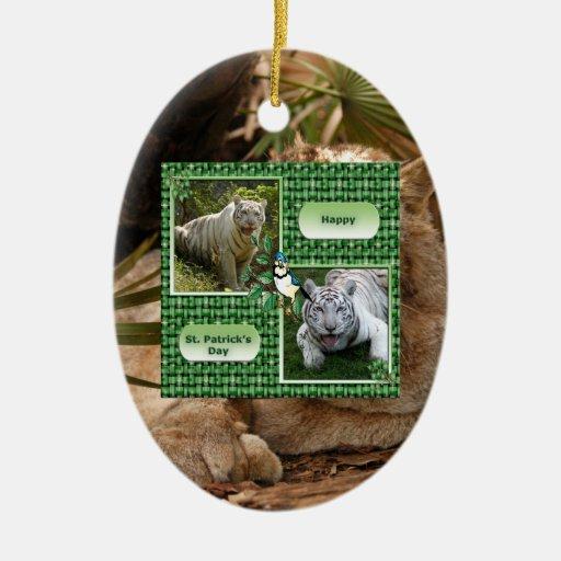 Canadian Lynx Christmas Ornament