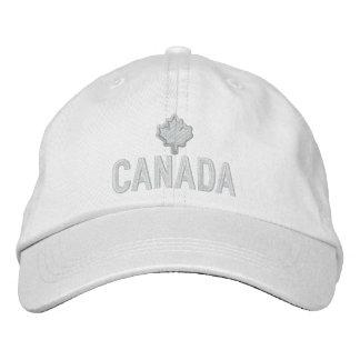 Canadian Maple Leaf Embroidery Canada Baseball Cap