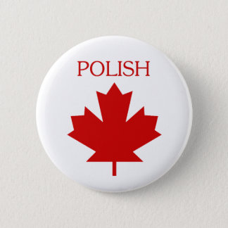 Canadian Polish Button