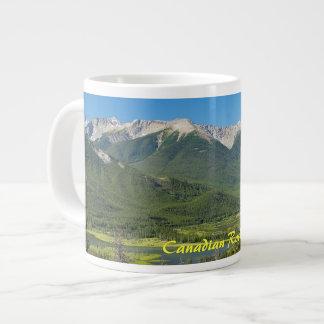 Canadian Rockies Jumbo Mug