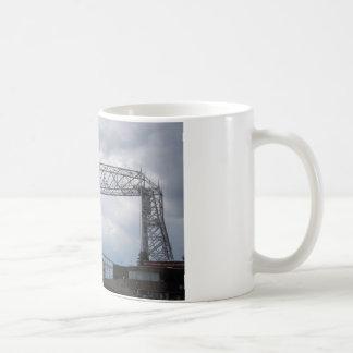 Canal Park Aerial Lift Bridge Coffee Mug