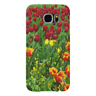 Canberra Tulips Samsung Galaxy S6 Cases