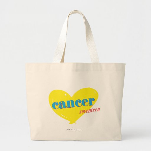 Cancer 3 canvas bags