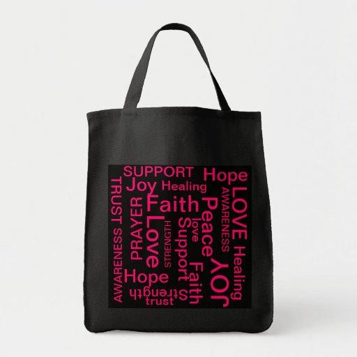 CANCER AWARENESS BAG