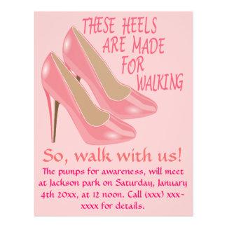Cancer awareness Flyer