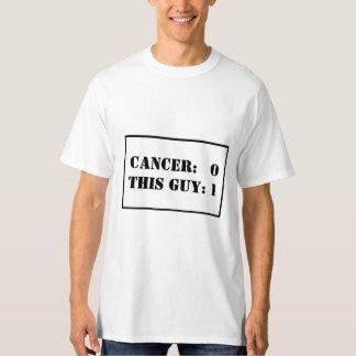 Cancer scoreboard tshirt