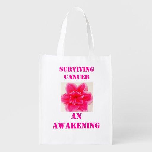 Cancer Survivor Shopping Bag Market Tote