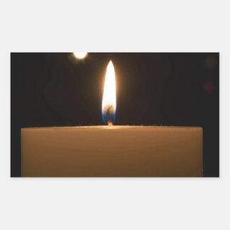 Candlelight Romance Love Destiny Glow Sticker