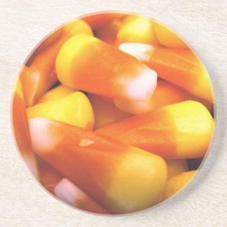 Candy Corn Drink Coaster